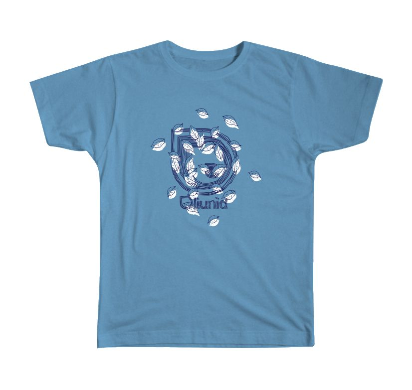 Oliunìd Leaf Tshirt camiseta hombre