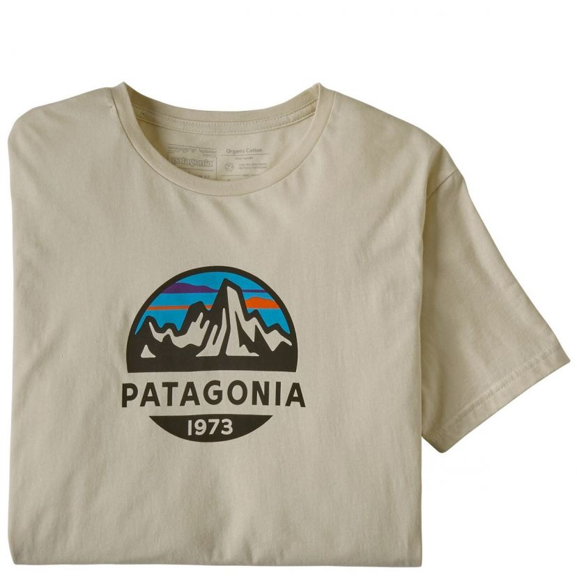Patagonia Mens Ms Fitz Roy Scope Organic T-shirt