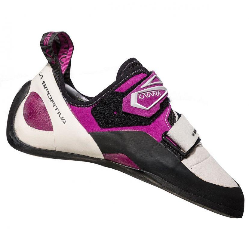 La Sportiva Katana Woman White / Purple