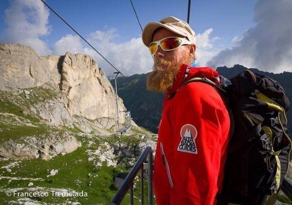andrea oberbacher guida alpina e alpinista
